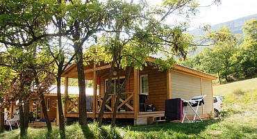 Camping Domaine de Chasteuil Provence ***