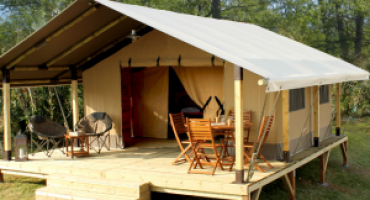 Camping Flower La Beaume