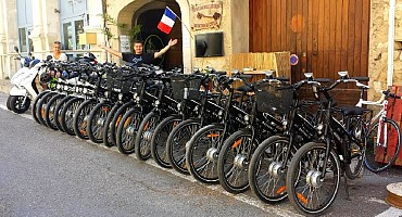 Rent Bike Luberon - Bonnieux