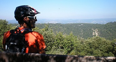 Grand Tour des Collines de Manosque à VTT