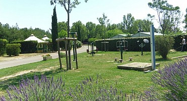 Camping Intercommunal La Durance ***